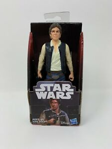 Disney-Star-Wars-Han-Solo-by-Hasbro-Brand-2015-Unopened-Brand-New