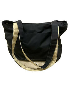 Medela Breast Pump Tote Shoulder Bag Black Bag Only Read Ebay