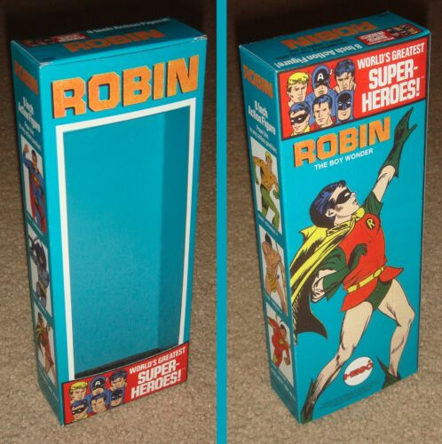 """MEGO 8/"""" ROBIN BOX ONLY"""