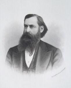 SAMUEL-K-DOW-Chicago-Lawyer-amp-State-Senator-1876-Portrait-Print