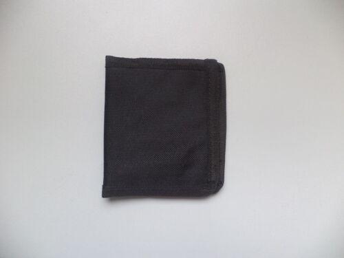 Portefeuille Porte-monnaie 5 Poches pour Enfant Couleur Noire Neuf