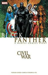CIVIL-WAR-BLACK-PANTHER-TP-NEW-PTG-MARVEL-COMICS-TPB-NEW