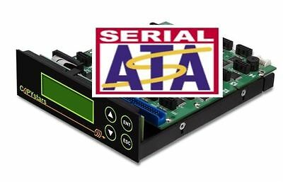 Copystars 1-5  SATA Blu-Ray DVD/CD Copy burner Duplicator Controller w Cables