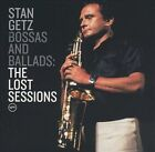 Bossas and Ballads: The Lost Sessions by Stan Getz (Sax) (CD, Sep-2003, Verve)