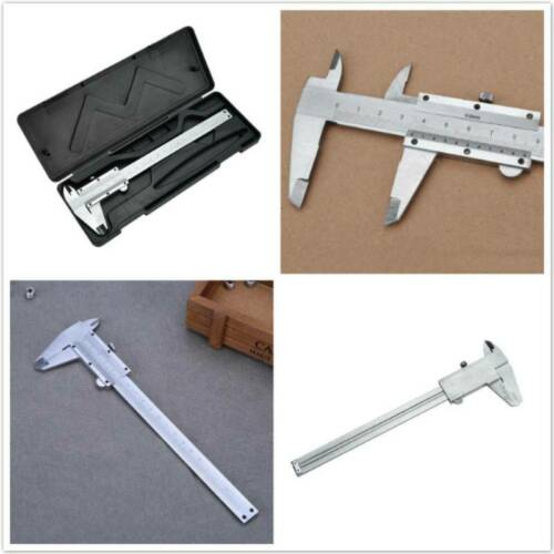 Measuring Tools 0-150mm Micrometer Gauge Vernier Caliper Multifunction Ruler LD