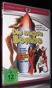 DVD DIE NACKTE BOMBE - THE NUDE BOMB - AGENTEN-KOMÖDIE mit DON ADAMS *** NEU **