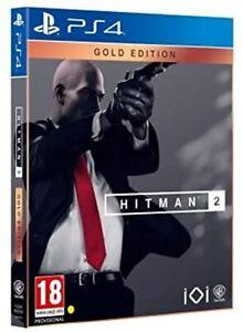 NUOVO-E-SIGILLATO-HITMAN-2-Gold-Edition-Sony-Playstation-4-PS4-Gioco