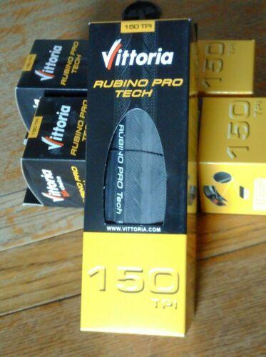 VITTORIA RUBINO PRO Tech III 700x25c Pliable Pneu