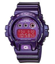 Casio G Shock * DW6900CC-6 Gloss Purple Metallic Gshock Ivanandsophia COD PayPal