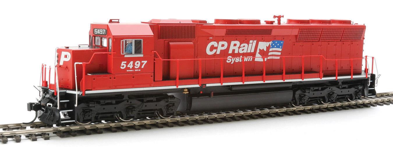 ESCALA H0 - Locomotora diésel SD45 Canadian Pacific 48070 NEU