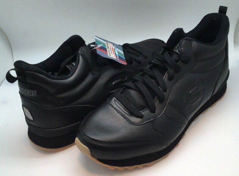 Sketchers Men's  Twin Tip High Top Sneaker,Black,US 10.5 M … best-selling model of the brand