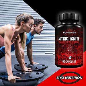 NITRIC-IGNITE-NO2-Booster-L-Arginine-Pre-Workout-Nitric-Oxide-Supplements