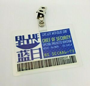Serenity-Firefly-ID-Badge-Blue-Sun-Chief-Of-Security-cosplay-costume-prop