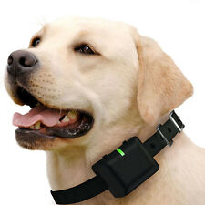 Anti Bark Electronic No Barking Dog Pet Training Shock Control Collar Trainer