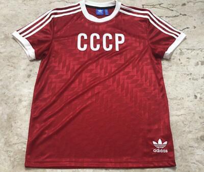 T shirt Adidas Originals CCCP Size L | eBay