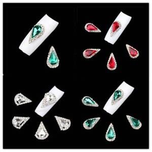 5pcs-3D-Metal-Nail-Art-Decorations-Crystal-Glitter-Rhinestone-Charms-Diamond