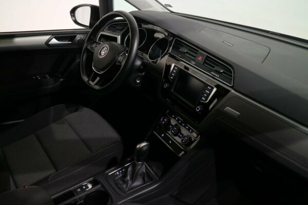 VW Touran 1,4 TSi 150 Comfortline DSG 7prs billede 5