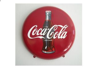 Details about ORIGINAL COCA COLA HEAVEN PORCELAIN ENAMEL SIGN 40 cm 16  INCHES LAST ONE! 70's