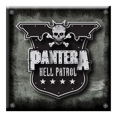 Attivo Pantera Fridge Magnet Calamita Hell Patrol Official Merchandise Bello E Affascinante