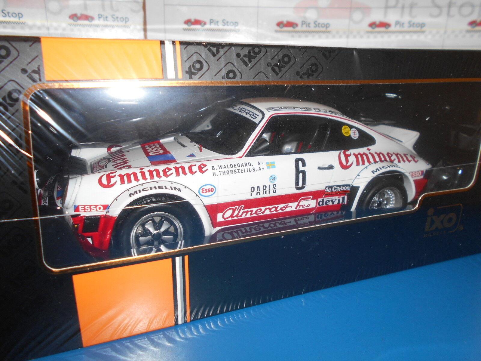 IXO18RMC008 by IXO PORSCHE 911 SC MONTECARLO 1982 1 18
