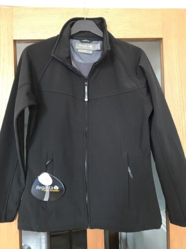 Soft Shell 12 Jacket Taille Black Bnwt Regatta AdqwagA