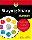 Staying Sharp For Dummies von Consumer Dummies, American Geriatric Society und Health in Aging Foundation (2016, Taschenbuch)
