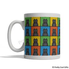 Cane Corso Dog Mug - Cartoon Pop-Art Coffee Tea Cup 11oz Ceramic