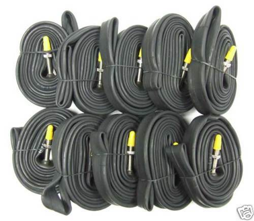 10 x Continental Race 28 700c Road Bike Innertubes 42mm