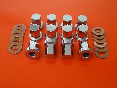 Suzuki GS1000 GS850  Stainless Steel Cylinder Head Nuts & Washers GS550 GS750