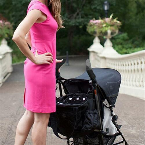 1 Pair Baby Carriage Stroller Pram Handle Bar Pushchair Grip Protective Cover RE