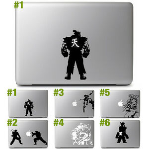 Capcom-Street-Fighter-Vinyl-Decal-Sticker-for-11-13-15-17-Macbook-Air-Pro-Laptop