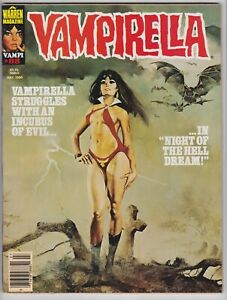 Vampirella-88-NM-9-2-Warren-Horror-Magazine-Rafael-Auraleon-Art