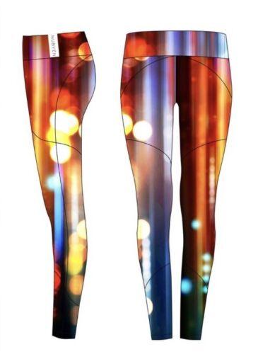 Nubyén Lagos Collection Second Skin Womens Activewear Leggings Yoga Pants Gym M