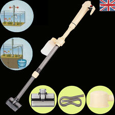 Electric Aquarium Syphon Vacuum Water Pump Filter for Home Fish Tank Cleaning