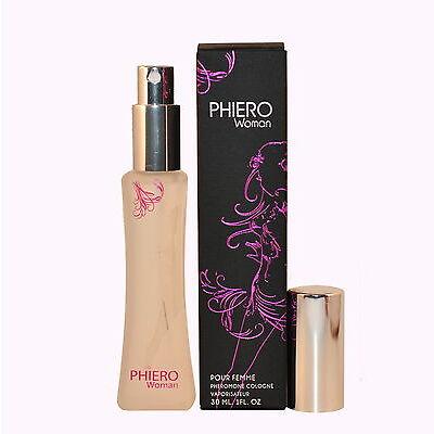 Phiero Woman* eau cologne feromonas mujeres 30ml colonia > seducir a los hombres