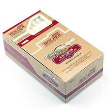 8pcs Disposable Mouthpiece Cigarette Holder White Magnet Tar-tarpl Filter Holder