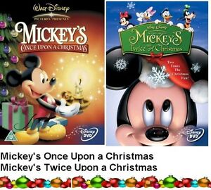 Mickey Mouse Twice Upon A Christmas.Details About Mickeys Once Twice Upon A Christmas Dvd Walt Disney Mickey S Mouse Mickey New
