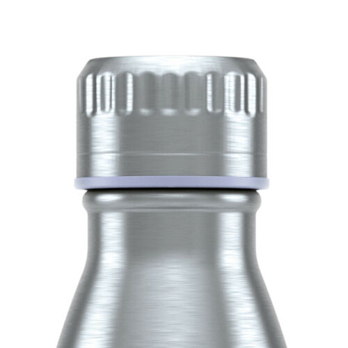 Borraccia boddels due 500ml acido carbonico ISO SLZ SPORT SCUOLA 0,5l