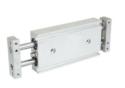 SMC CXSM10-40 Compact Type Dual Rod Cylinder Double Acting 10-40mm