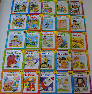 25-SIGHT-WORD-READERS-PreK-Kindergarten-Homeschool-Books-Guided-Reading-Level-A