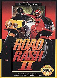 Road Rash II (Sega Genesis, 1992) for sale online | eBay