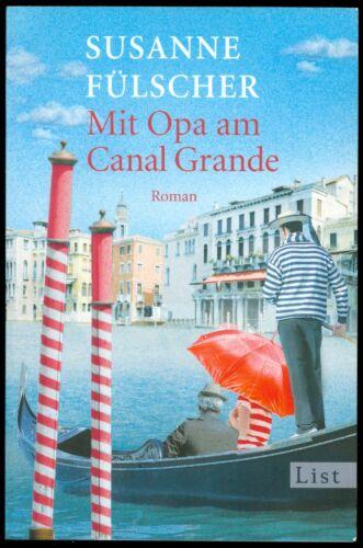 1 von 1 - Susanne Fülscher: Mit Opa am Canal Grande (2012, Taschenbuch)
