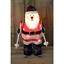 Luce-Up-Movimento-Animato-Babbo-Natale-Pupazzo-di-Neve-Decorazione-Interno-Led miniatura 4