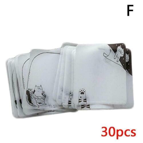 30pcs Mini Notebook Kleiner Notizblock Gefüttert Jotter Taschen Hinweis Ein Y0O9