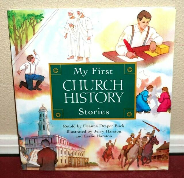 My First Church HIST Stories by Deanna Buck (2008, Paperback