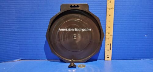 """Circular Table Saw Blade Carry Hanger Holder Storage Container 8/"""" Inch Diameter"""