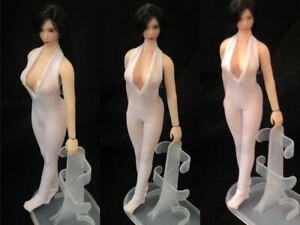 "1//12 Female T-Shirt /& Short Pants Fit 6/"" Seamless PH TBLeague Figure Body Model"