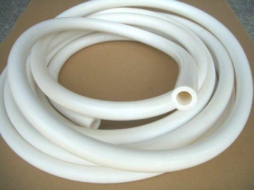 "Vacuum Turbo Pipe Radiator Silicone Air Vac Hose 20 Feet White For ID1//8/"" 3mm"
