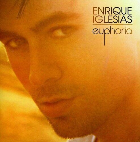 1 of 1 - Enrique Iglesias - Euphoria [New CD] Holland - Import