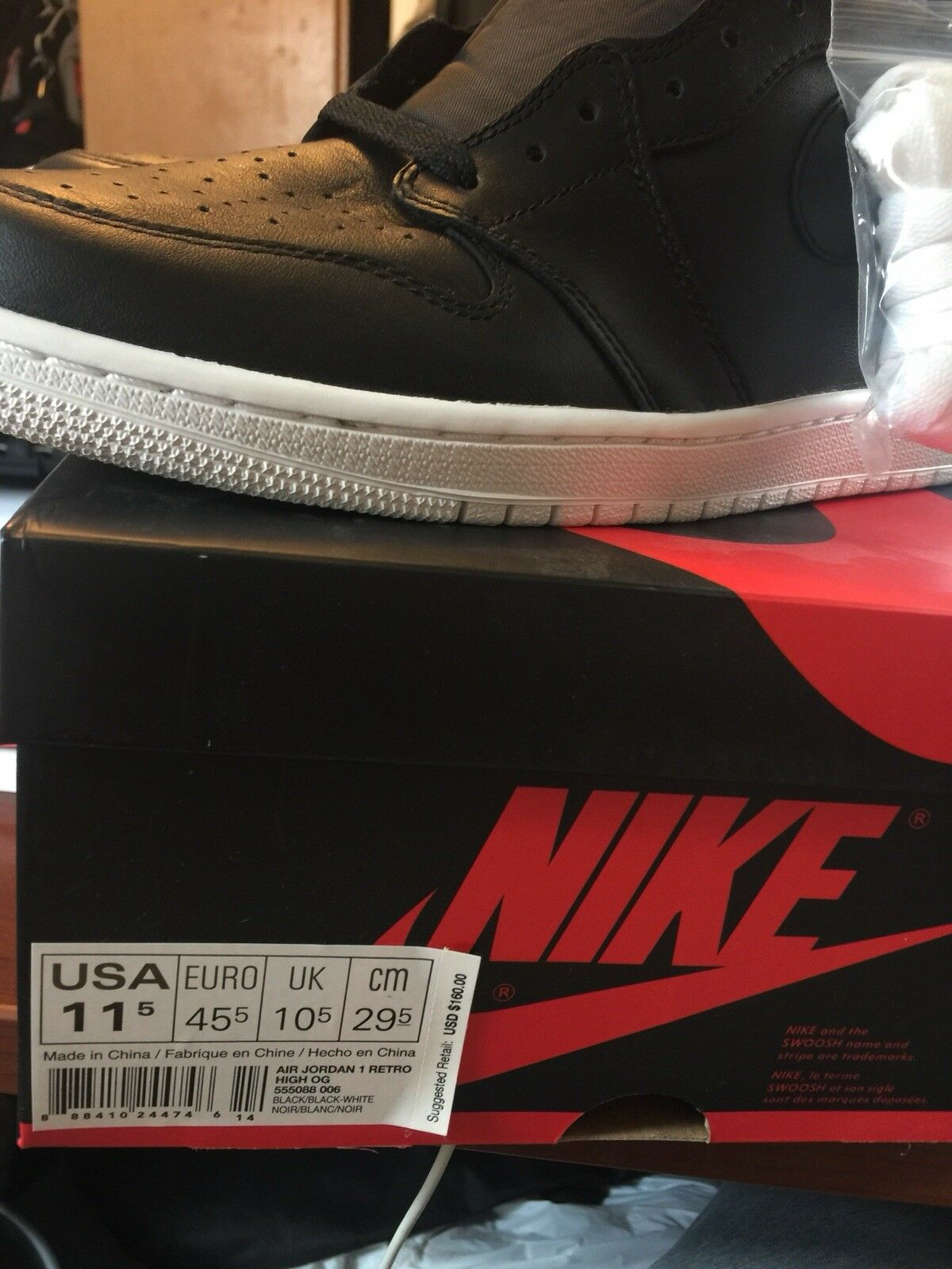 Nike Air Jordan 1 alto Cyber Lunes comodo especial especial comodo de tiempo limitado 736cc0